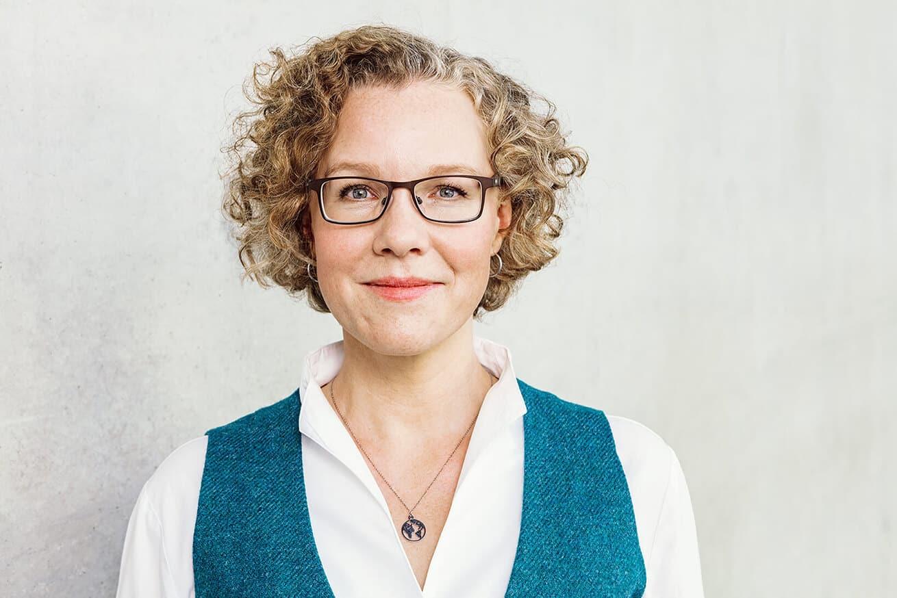 Portrait Julia Verlinden